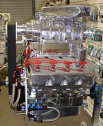 Larrys Engine - High Performance & Supercharged Engine Builder